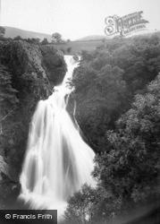 The Falls  c.1935, Llanberis