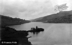 Llanberis, The Lakes c.1931