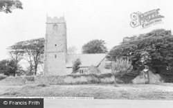 St John The Baptist's Church c.1965, Llanblethian