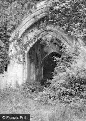 St Quentin's Castle 1953, Llanblethian