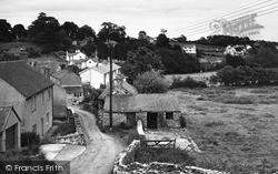 Llanblethian, The Village 1966