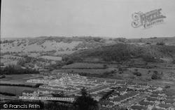Llanbradach, The Estate c.1960