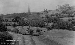 Llanbradach, The Park c.1955