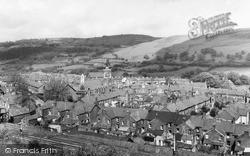 Llanbradach, The Village c.1960