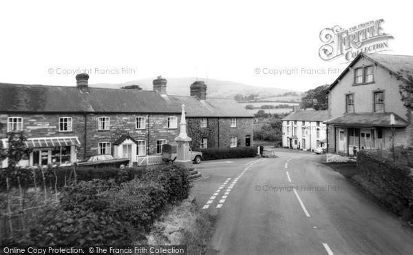 Photo of Llanbrynmair, The Village c.1965