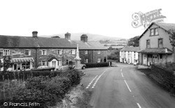 The Village c.1965, Llanbrynmair
