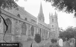 Llandaff, Cathedral, View From The North-East c.1933