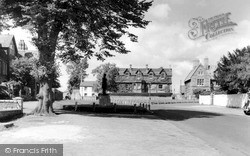 Llandaff, The Square c.1960