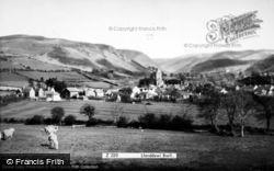 Llanddewi Brefi, c.1960