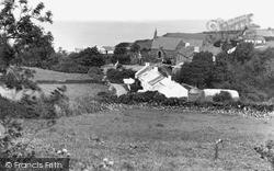Llanddona, Church c.1950