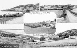 Llanddona, Composite c.1955