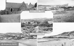 Llanddona, Composite c.1960