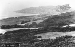 Llanddona, From The West c.1950
