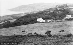 Llanddona, From Wern c.1955