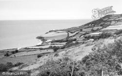 Llanddona, General View c.1960