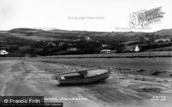 Llanddona, Golden Sands c.1960