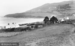 Llanddona, The Beach And Point c.1950