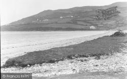 Llanddona, The Beach c.1950