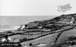Llanddona, The Headland c.1960