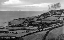 Llanddona, The Headland c.1965