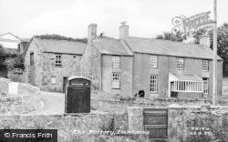 Llanddona, The Rectory c.1955