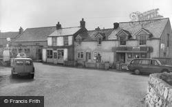 Llanddona, The Village Stores c.1965