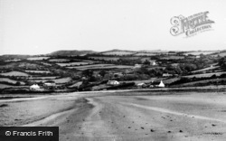Llanddona, The Witches Landing Ground c.1960