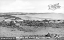 Llanddona, Wern And Red Wharf Bay c.1955