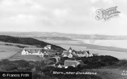Llanddona, Wern c.1950