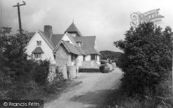 Llanddona, Wern-Y-Wylan Hotel c.1950