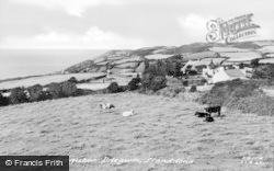 Llanddona, Ysgubor Ddegwm c.1955