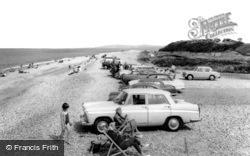 Llanddulas, Beach c.1965