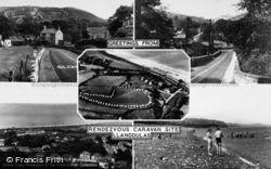 Llanddulas, Composite c.1955