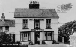 Llanddulas, Dulas Arms Hotel c.1960