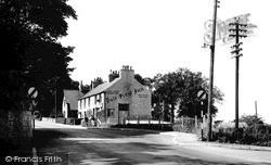 Llanddulas, Fair View Inn 1957