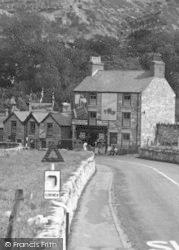 Llanddulas, Main Road c.1955