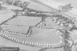 Llanddulas, Rendezvous Caravan Site c.1960
