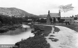 Llanddulas, River Dulas And Bryn Euryn 1891