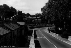 Llanddulas, Village c.1955