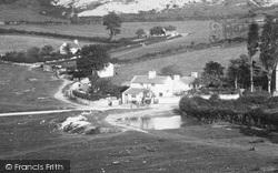 Llanddulas, Village Pond 1890