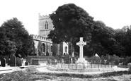 Llandygai, the Church 1890