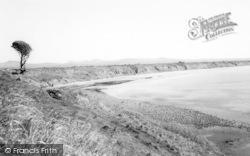 Llandegwning, The Beach c.1960