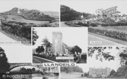 Llandeilo, Composite c.1965