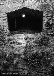 Llandeilo, Dinefwr Castle 1953