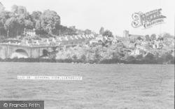 Llandeilo, General View c.1955