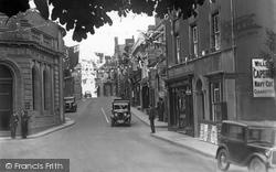 Llandeilo, Rhosmaen Street 1936