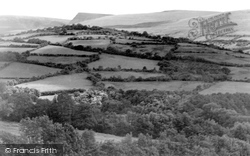Llandeilo, The Black Mountain 1936