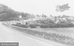Llandeilo, The Bridge c.1960