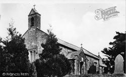 Llandissilio, St Tysiliois Church c.1935