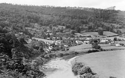 Llandogo, c.1955